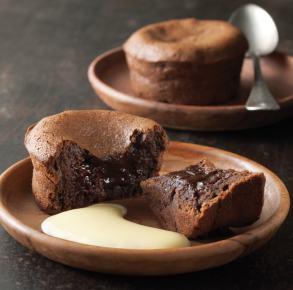 fondant-au-chocolat-et-sa-creme-anglaise