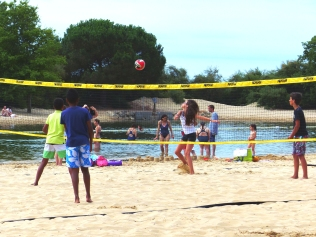 Volley Ball avec CAP 33