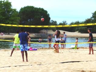 Volley Ball avec CAP 33