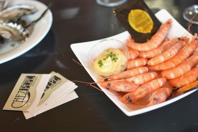 Crevettes/mayo © Annahlab