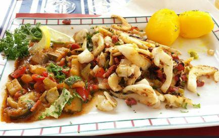 Assiette basque