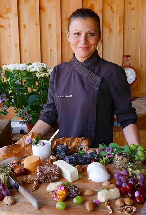 Claire Vallée, chef du restaurant ONA