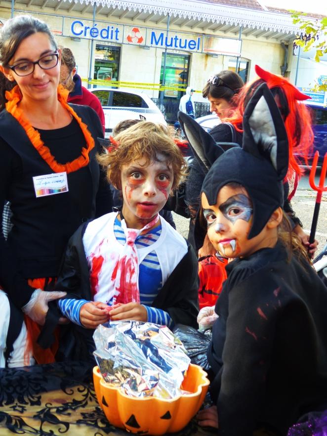 Déguisements d'Halloween pour toute la famille