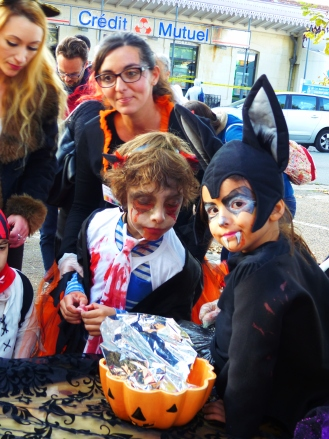 Halloween à Arès