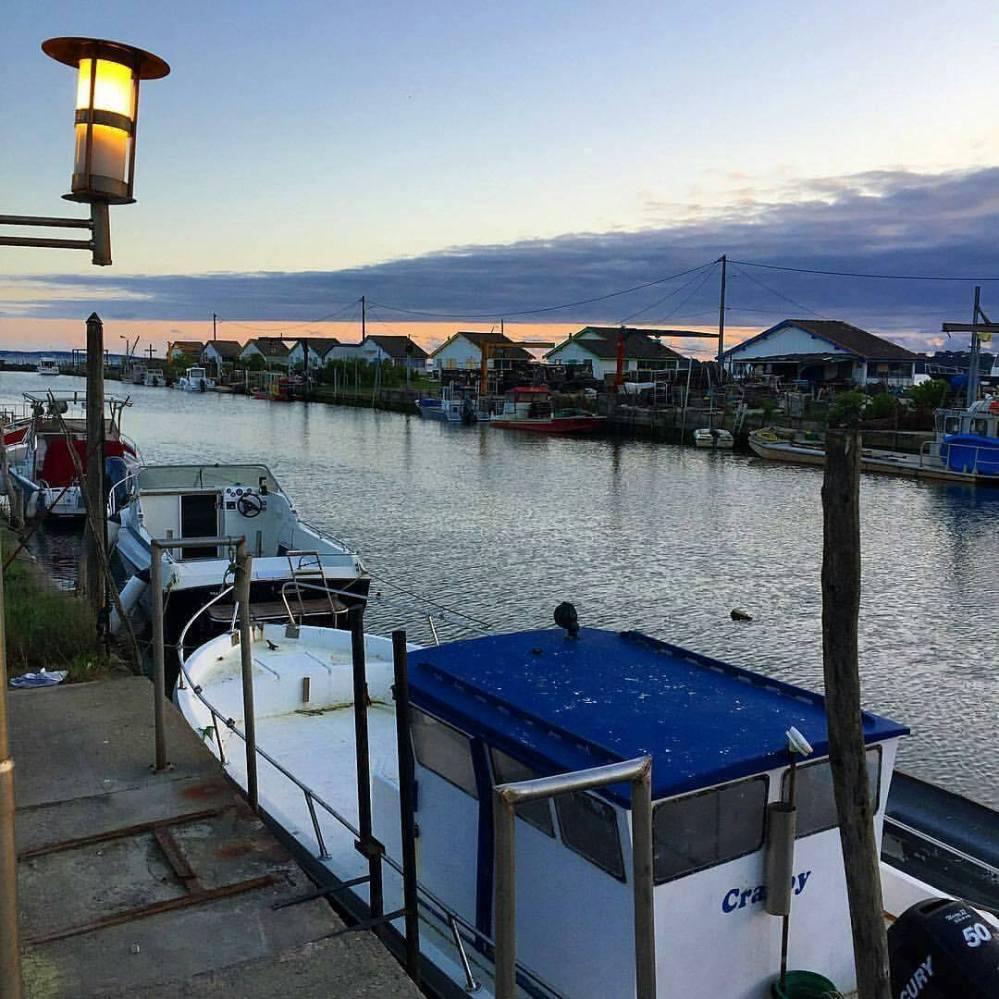 Port Ostréicole - Bassin d'Arcachon