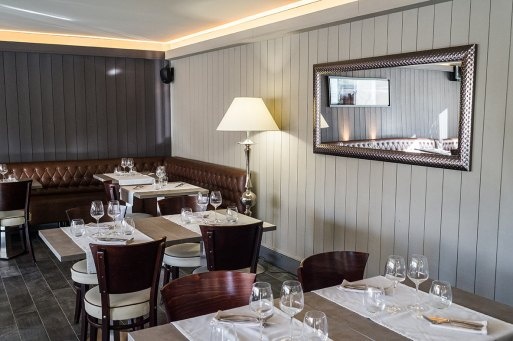 salle de restaurant du pitey