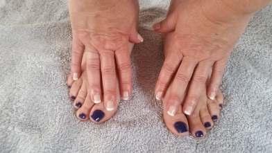 La liste de noël - beauté mains et pieds ©La fabrique du bien être